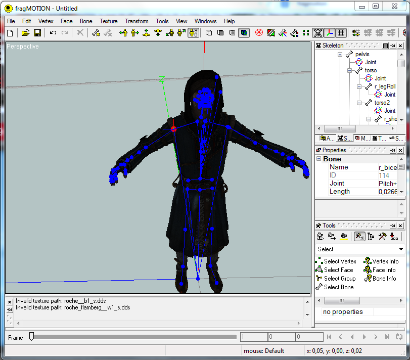 The Witcher 3D models converter - The Witcher 2 tuto
